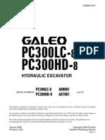 KOMATSU PC 300-8.pdf