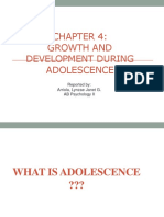 Adolescence Period