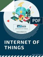 Internet of Things 14 Weeks Course