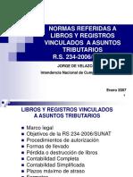RSLibros Presentacion COMEX 02-02-07