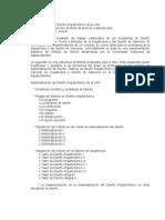 Sistematización del Disegno Arquitectónico de la UAA