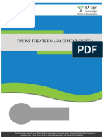 Product Theatremanagement
