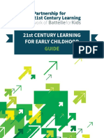 p 21 Early Childhood Guide