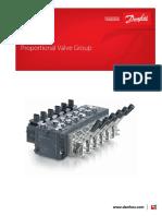 PVG 32 Load Independent Proportional Valve Technical Information Manual