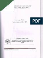 CONTOH MONEV PEMBELAJARAN.pdf