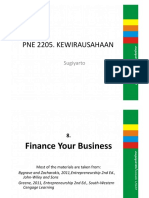 PNE 2205-Finance Your Business
