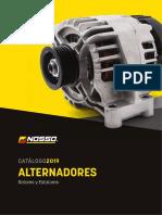 Catalogo NOSSO 2019 Alternadores