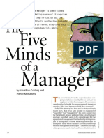 4 Gosling Mintzberg the Five Minds of a Manager