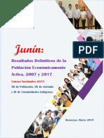 JUNN PEA 2010-2017