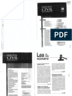 gaceta Civil y procesal civil