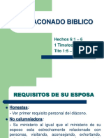 Taller 4 - REQUISITOS DIACONOS.ppt