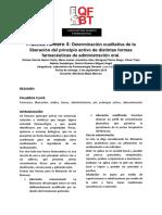 Farmacologia - Practica 4