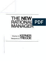 The New Rational Manager KT