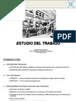 ESTUDIO DEL TRABAJO Manuel Doiro Sancho Dpto. Organización de Empresas y Marketing Universidad de Vigo.pdf