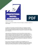 Tratado Del Río Uruguay
