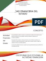 Activ i Dad Financier Adele Stado