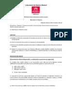Práctica 5 Separación de Mezclas Líquidas Proyecto
