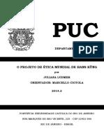 Etica Mundial