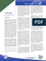 Regulaciones sobre Requisitos de Liquidez de las Entidades Financieras/Ana Guadalupe Escobar