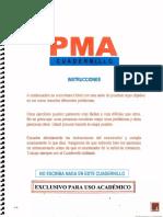 Cuadernillo Pma