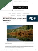 La Ciencia Sale Al Rescate de La Selva Misionera