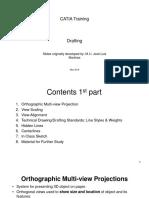 drafting CATIAV5