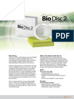 SaleSheet Amezcua Bio Light + Bio Disc 2