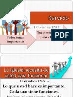 4. Servicio