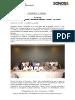"""04-09-19 Presentan a SEC primer patronato del internado """"Coronel J. Cruz Gálvez"""""""
