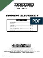 bansal current electricity