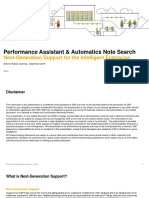 19 09 03 Automatic Note FF and Perfromance Assistant
