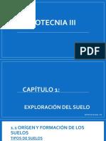 Geotecnia III Exploración Del Suelo[1063] Diapositivas