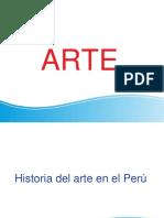 Historia Del Arte en El Perú