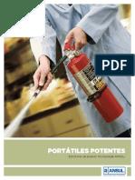 Catalogo Extintores Ansul