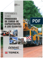 Training Brochures