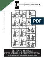 J Romera Castillo-El Texto y La Representación