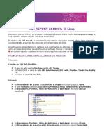 Report 2018 - Lima