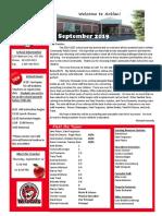 Arklan Newsletter September 2019
