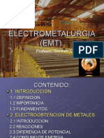 APUNTES ELECTROMETALURGIA