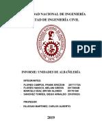 Info Alabañilería