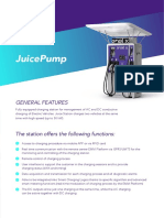 JucePump Charger
