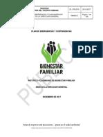 Pl1.p9.Gth Plan de Emergencia y Contingencia Sede de La Direccion General v2