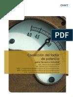Correccion factor de potencia