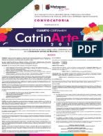 CONVOCATORIA CATRINARTE 2019