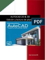 AUTOCAD 2D&3D Edición y Lectura de Planos