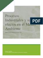 Debate Nº1 Procesos Industriales y Su Relacion Con La Contaminacion Ambiental.