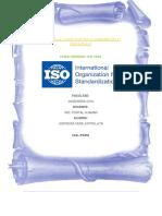trabajo de ISO 9000
