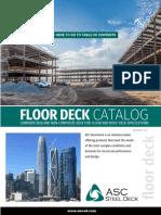 DL021 FloorDeck Catalog