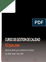 Modulo VI - Curso de Gestion de Calidad ISO 9001