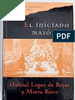 (Gabriel Lopez de Rojas) - El Iniciado Masónico